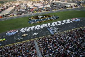 Charlotte Speedway Tour